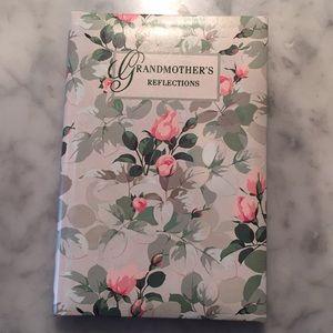 Hallmark Grandmother's Reflections journal